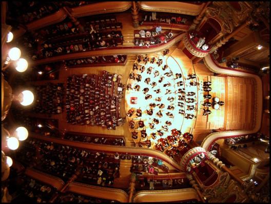 OSR at Tonhalle, in Zürich
